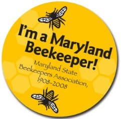 Maryland State Beekeepers Association Fall Meeting, Elections and Honey Show