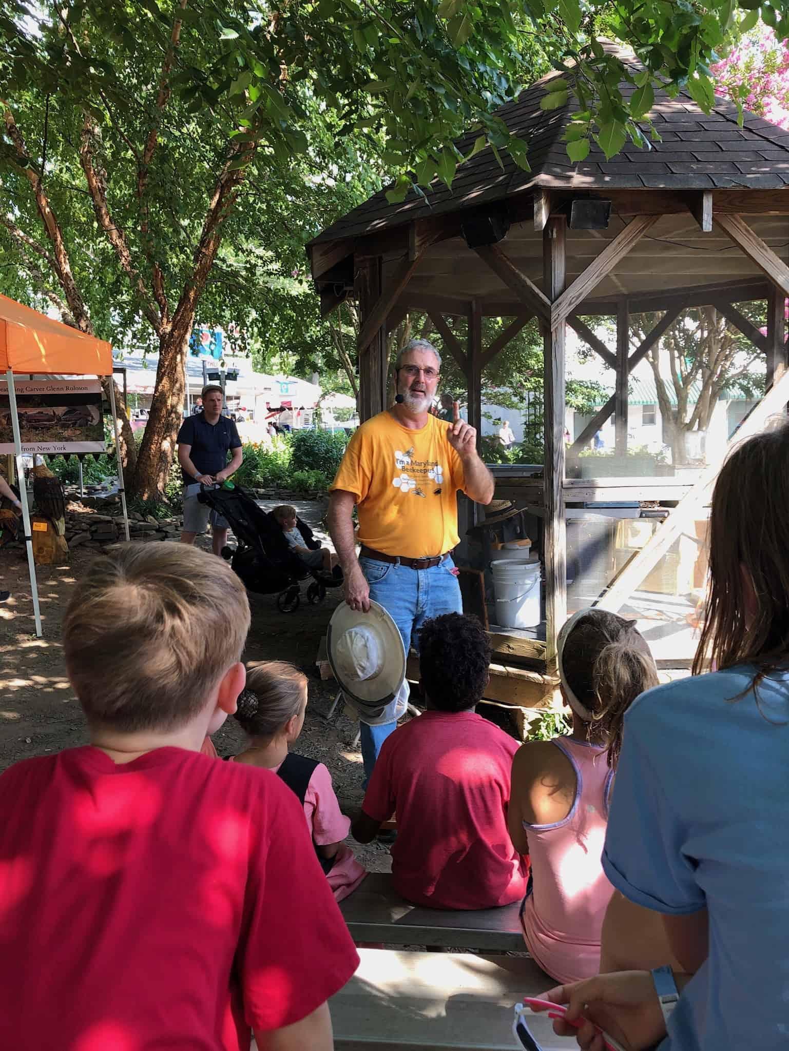 2019 Moco Fair Montgomery County Beekeepers Assoc